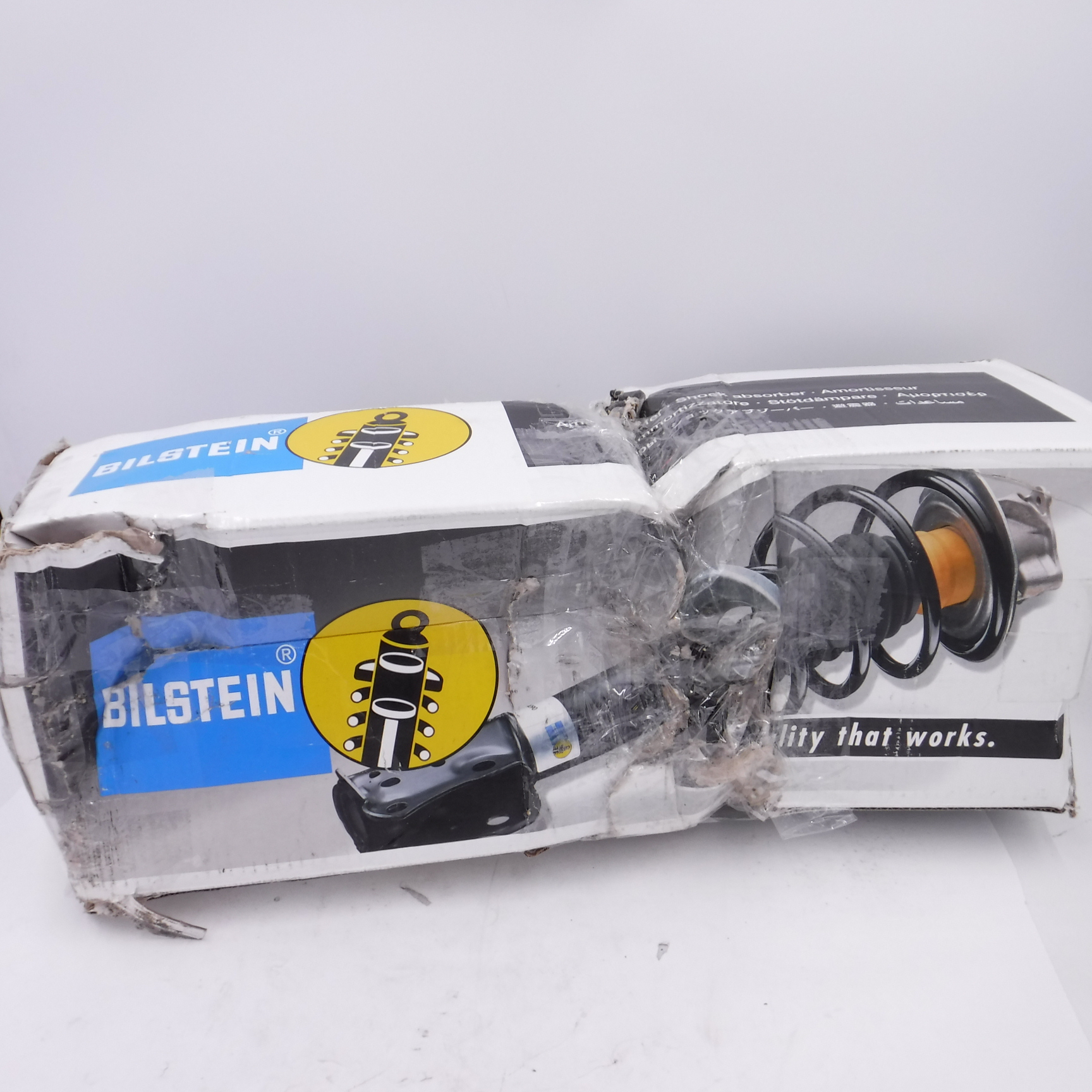 22-218537 Bilstein Shock Absorber and Strut Assembly Front Driver or Passenger